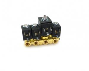 259917 - Група 4х електроклапанів (2-2-3-2 сторонні) 230v 50 hz середина з нержавійочої сталі