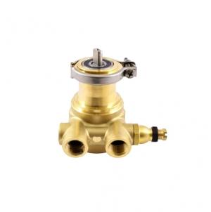PA204 - Помпа обертова fluid-o-tec 200 л  год при 1450 об хв латунний корпус з хомутом